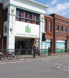 Fareham Shoping Centre