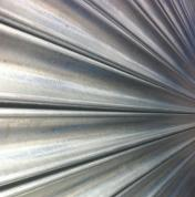76MM GALVANISED SHUTTER CURTAIN